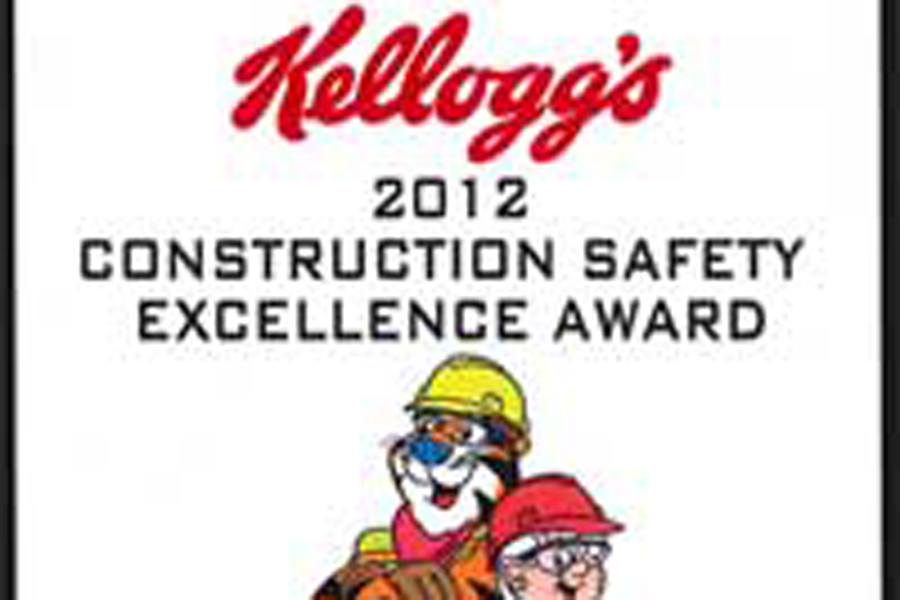 kellogg's safety award