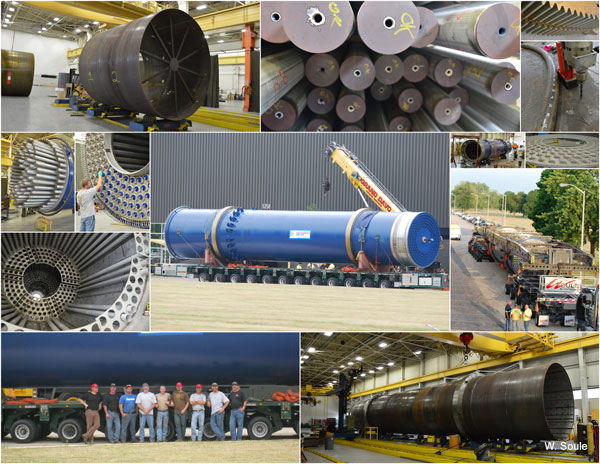 Large Fabrication Dyer - Dry Corn for Ethanol