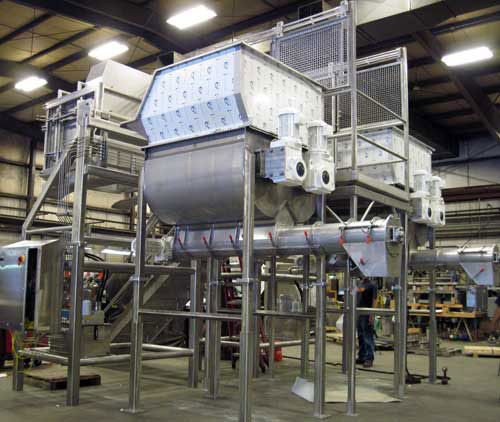Stock Pot Equipment Relocation Process Integration