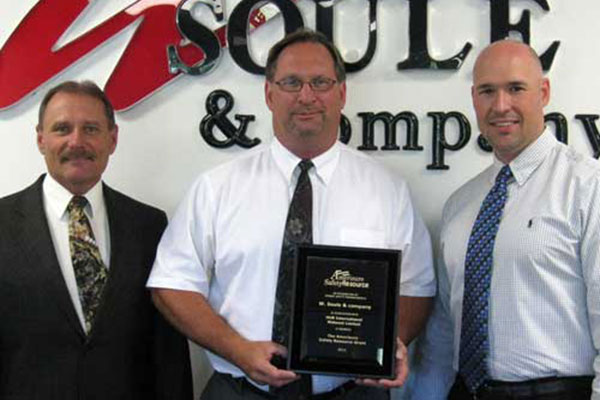 W. Soule Awarded a Safety Resource Grant