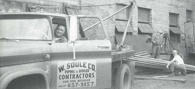 1960s W. Soule Crew