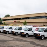 Fleet Equipped Service Vehicles