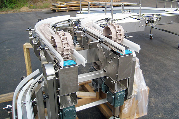 Production Line Conveyors