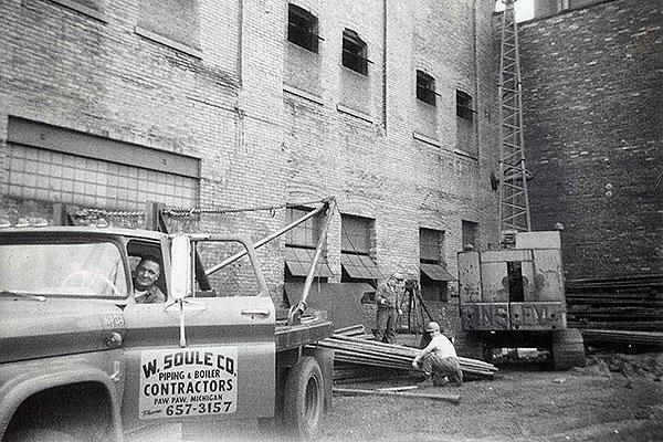 WSoule in 1966