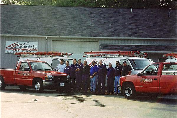 WSoule in 1997