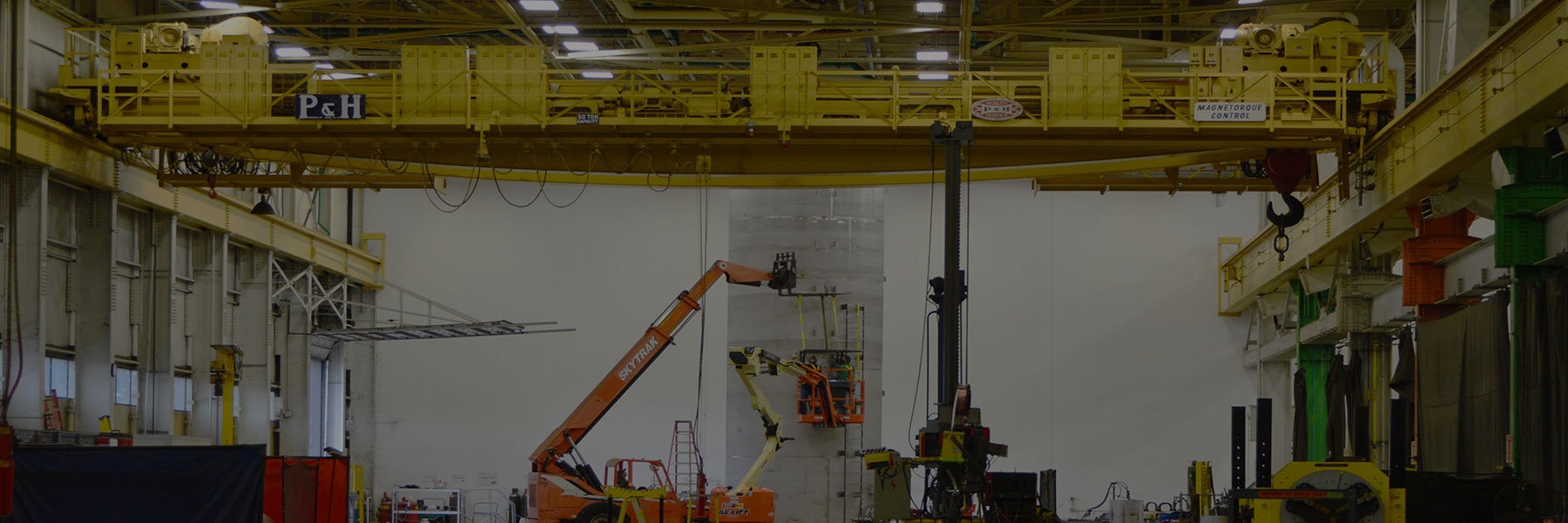 Large Fabrication Space